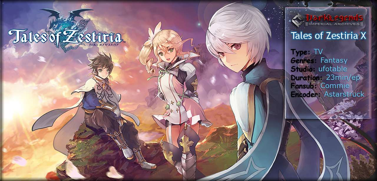 Tales of Zestiria the X Open Banner  01